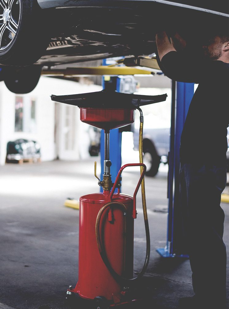 Oil Change Pensacola